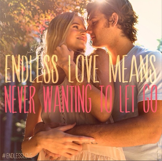 Enter to win the Endless Love Date Night Giveaway on SheKnows.com.
