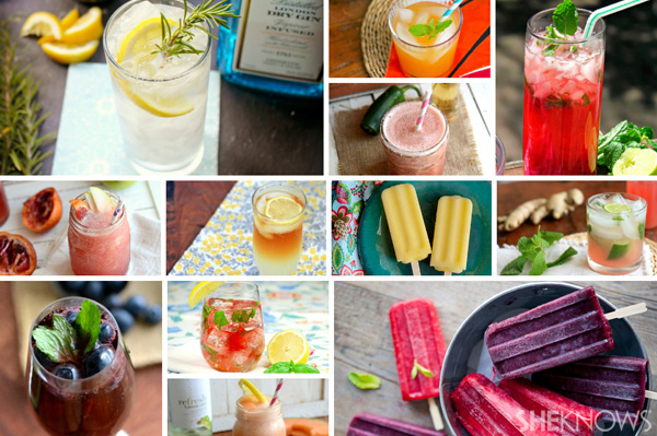 12 cocktails for summer sipping | Sheknows.com
