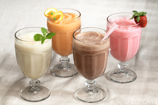 Fun fruit shakes | Sheknows.com