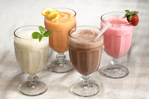 Fun fruit shakes | Sheknows.com