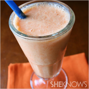 Sunshine smoothie | Sheknows.com