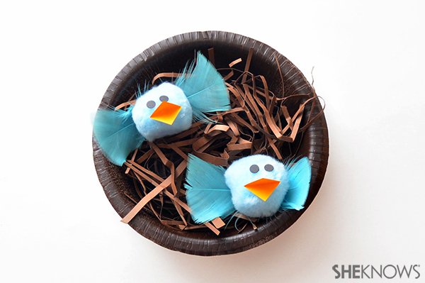 Birds nest craft | Sheknows.com