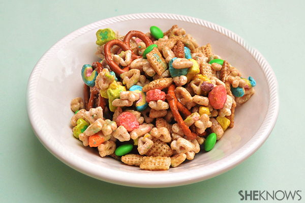 Leprechaun snack mix | Sheknows.com