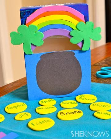 St. Patricks day activity learning rainbow | Sheknows.com