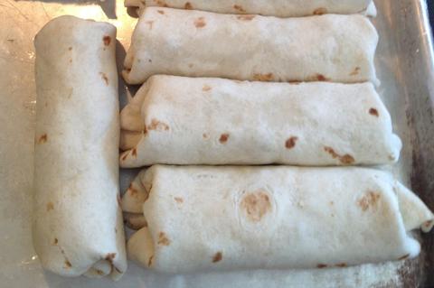 Breakfast burritos   ChefMom.com