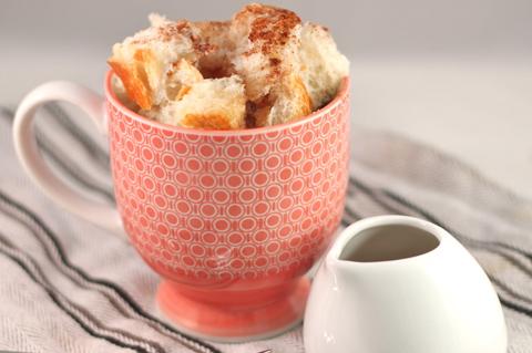 French toast in a mug   ChefMom.com