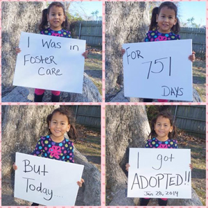 Viral Adoption Photo | Sheknows.com