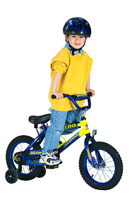 Boy on bicycle | Sheknows.com