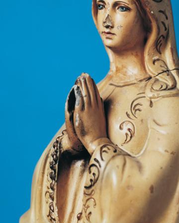Virgin mary statue | PregnancyAndBaby.com