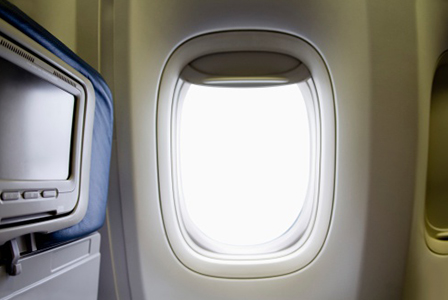 Window on airplane | Sheknows.com