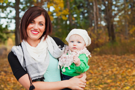 Young mother with child | PregnancyAndBaby.com