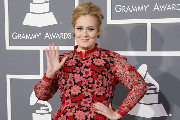 Adele? Yes, please!