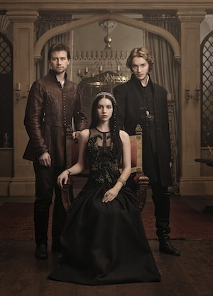 Reign renewed for Season 2