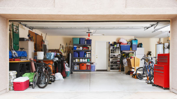 Keep your garage safe and sound