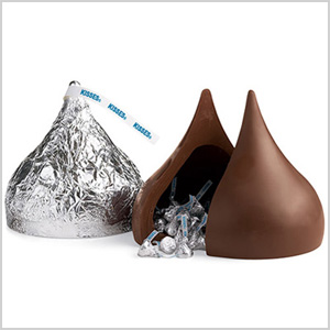 Bag of Hersey kisses