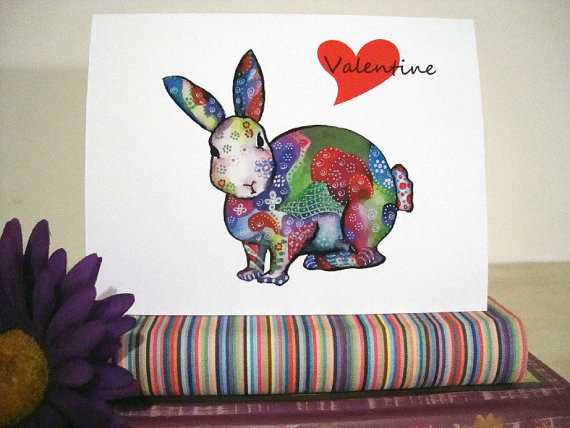 Some Bunny Loves You Valentine