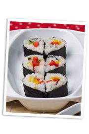 Sushi everyone will love