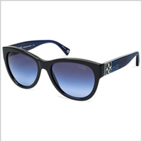 Coach Oval Sunglasses