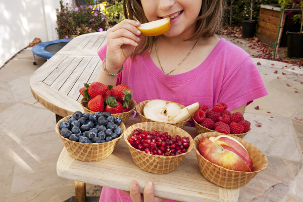 Eat more fruits and veggies the easy way