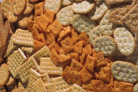 5. Crackers