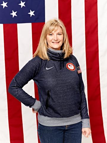 Curler Erika Bowen