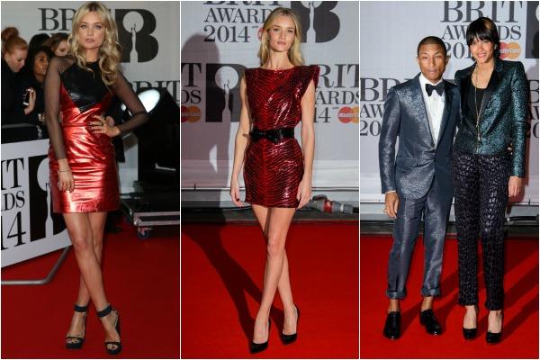 Oscar Awards Revealing Dress