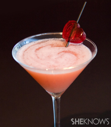 All American Sweetheart cocktail