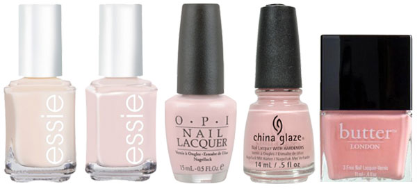 Nude nail polish suggestions