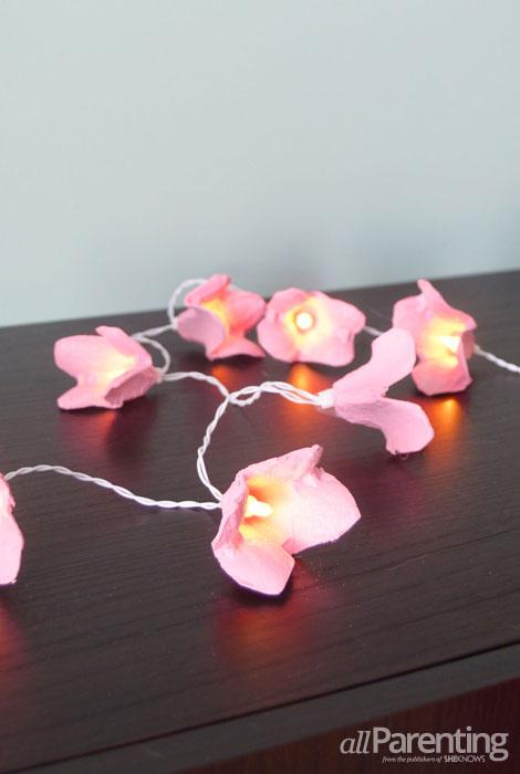 allParenting blossom fairy lights