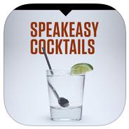 Cocktail apps: Speakeasy Cocktails
