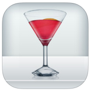Cocktail apps: Drinkspiration by Absolut