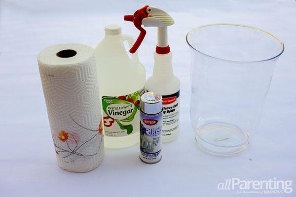 allParenting mercury glass materials