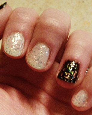 Nails: Tabatha M