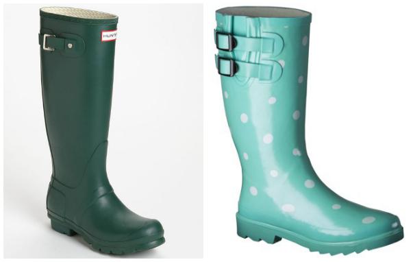 Rain gear- boots