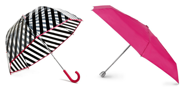Rain gear- umbrellas