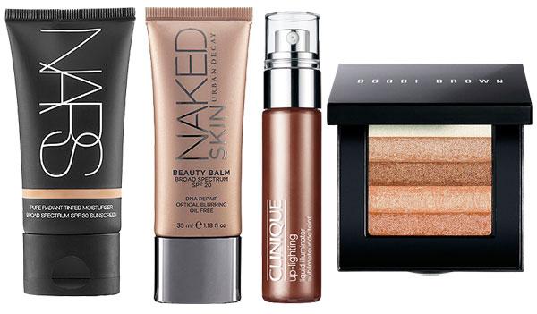 Springtime 2014 makeup: skin