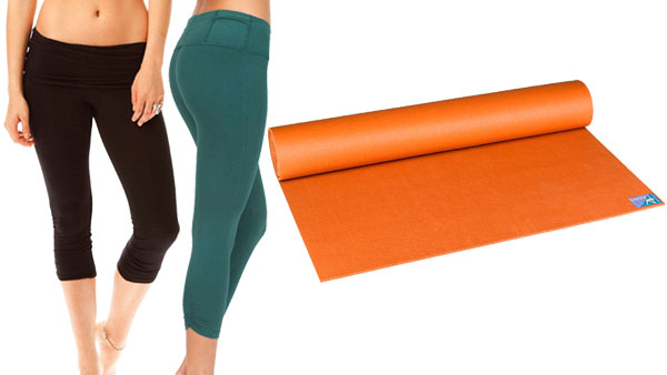 sweat shop free yoga gear