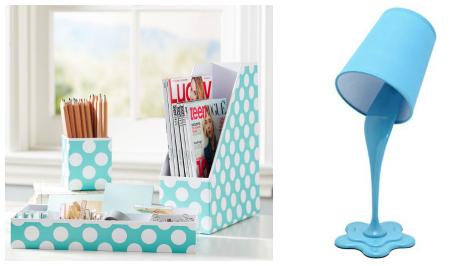 Tween bedroom- desk accessories