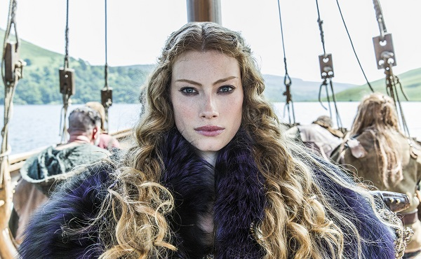 Vikings Season 2  AslaugVikings Aslaug