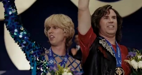 Blades of Glory  tells the story