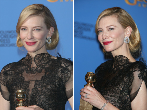 Celeb Hairstyle of the Week: Cate Blanchett
