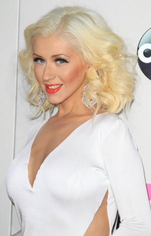 A busy year for Xtina