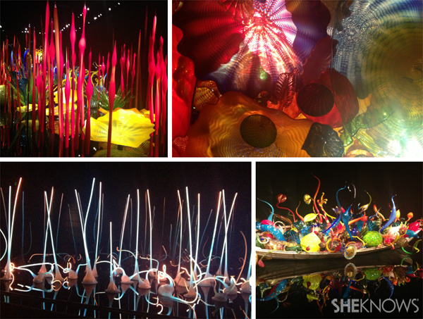 DALE Chihuly and his artwork