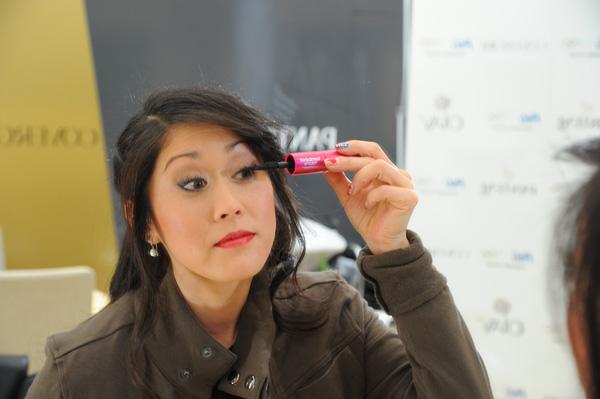 Former Olympian Kristi Yamaguchi reveals her beauty secrets