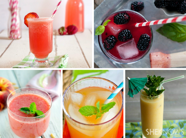 Fruit-filled Mother's Day brunch menu: Drinks