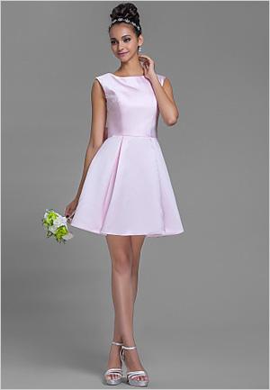 Shop the look: Light in the Box A-line Bateau Knee-Length Dress (lightinthebox.com, $68)