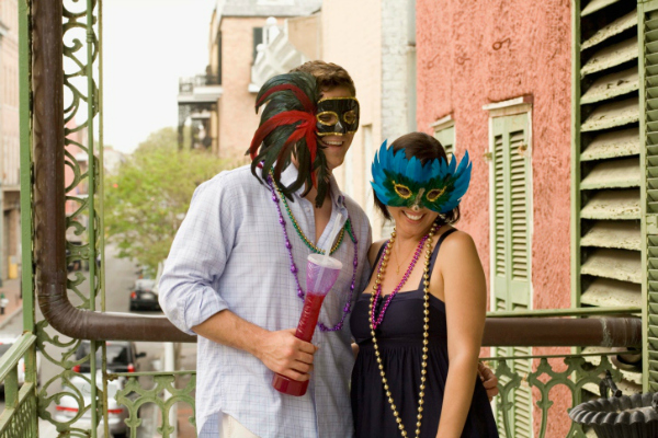 Best places to celebrate Mardi Gras