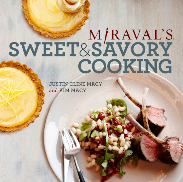 Rich gluten-free molten chocolate cake from Miraval's Sweet & Savory Cooking cookbook review