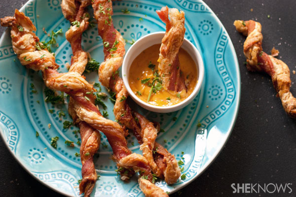 Bacon and cheese lovers rejoice!