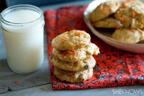 All-natural vegan cookies